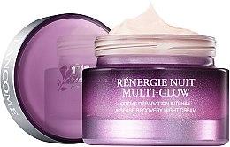 Духи, Парфюмерия, косметика Ночной антивозрастной крем для кожи лица - Lancome Renergie Nuit Multi-Glow Cream