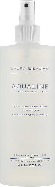 Средство для снятия макияжа с витаминами А,Е,F - Laura Beaumont Aqualine