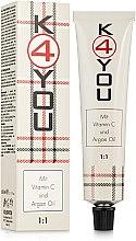 Духи, Парфюмерия, косметика Краска для покрытия седых волос с витамином C и маслом арганы - Kolordirekt Kolor4You Hair Color 1:1