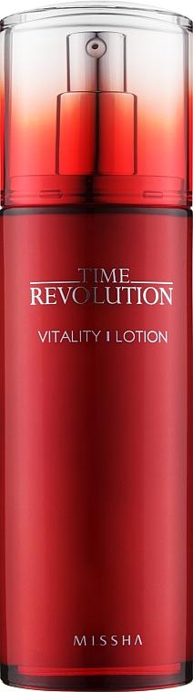 Интенсивное антивозрастное молочко - Missha Time Revolution Vitality Lotion
