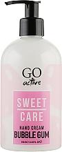 Духи, Парфюмерия, косметика Крем для рук - GO Active Sweet Care Bubble Gum Hand Cream
