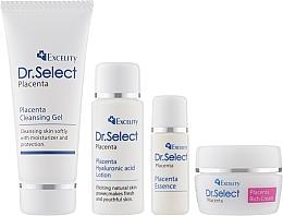 Духи, Парфюмерия, косметика Набор - Dr.Select Excelity Placenta (serum/5ml + cr/8g + lotion/15ml + sh/gel/15ml)