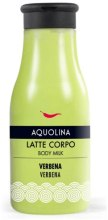 Духи, Парфюмерия, косметика Молочко для тела - Aquolina Body Milk Latte Corpo Verbena