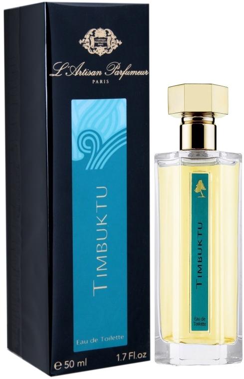 L`Artisan Parfumeur Timbuktu - Туалетная вода (тестер с крышечкой)
