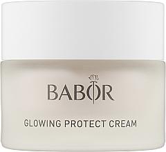"""Духи, Парфюмерия, косметика Зимний крем для лица """"Сияние"""" - Babor Glowing Protect Cream"""