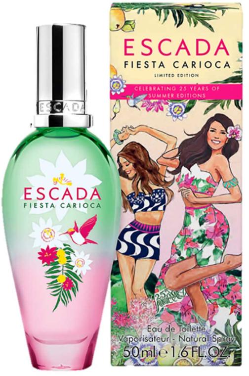 Escada Fiesta Carioca - Туалетная вода