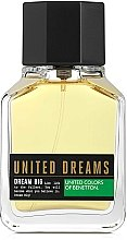 Духи, Парфюмерия, косметика Benetton United Dreams Dream Big For Men - Туалетная вода (тестер с крышечкой)
