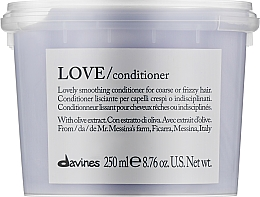 Духи, Парфюмерия, косметика Кондиционер для разглаживания завитка - Davines Love Lovely Smoothing Conditioner