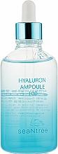 Духи, Парфюмерия, косметика Ампульная сыворотка с гиалуроновой кислотой - SeaNtree Hyaluron Ampoule 100