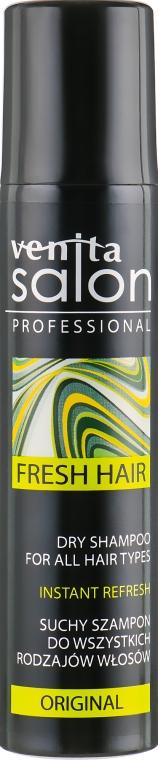 Сухой шампунь для волос - Venita Salon Professional Original Dry Shampoo
