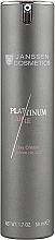 Духи, Парфюмерия, косметика Дневной крем реструктурирующий - Janssen Cosmetics Platinum Care Day Cream