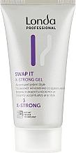 Духи, Парфюмерия, косметика Гель для укладки волос экстрасильной фиксации - Londa Professional SWAP IT