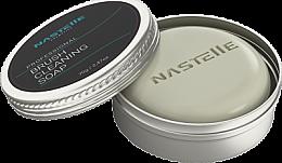 Духи, Парфюмерия, косметика Мыло по уходу за кистями - Nastelle Brush Cleaning Soap