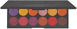 Духи, Парфюмерия, косметика Палетка теней для век - Sleek MakeUP iDivine Chasing The Sun Eyeshadow Palette