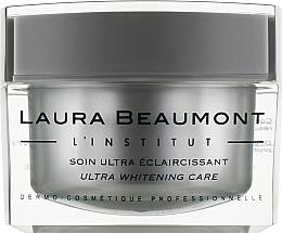 Духи, Парфюмерия, косметика Дневной крем интенсивного осветления - Laura Beaumont Ultra Whitening Day Care