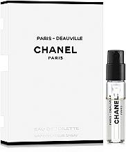 Духи, Парфюмерия, косметика Chanel Paris-Deauville - Туалетная вода (пробник)