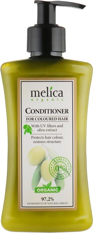 Бальзам-кондиционер для окрашенных волос - Melica Organic for Coloured Hair Conditioner