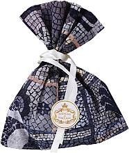 Духи, Парфюмерия, косметика Ароматический мешочек, серо-черный, фиалка - Essencias De Portugal Tradition Charm Air