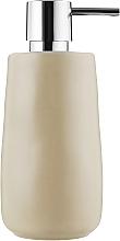 """Духи, Парфюмерия, косметика Дозатор для жидкого мыла """"Sina"""", 17х7.5 см, серый - Spirella"""