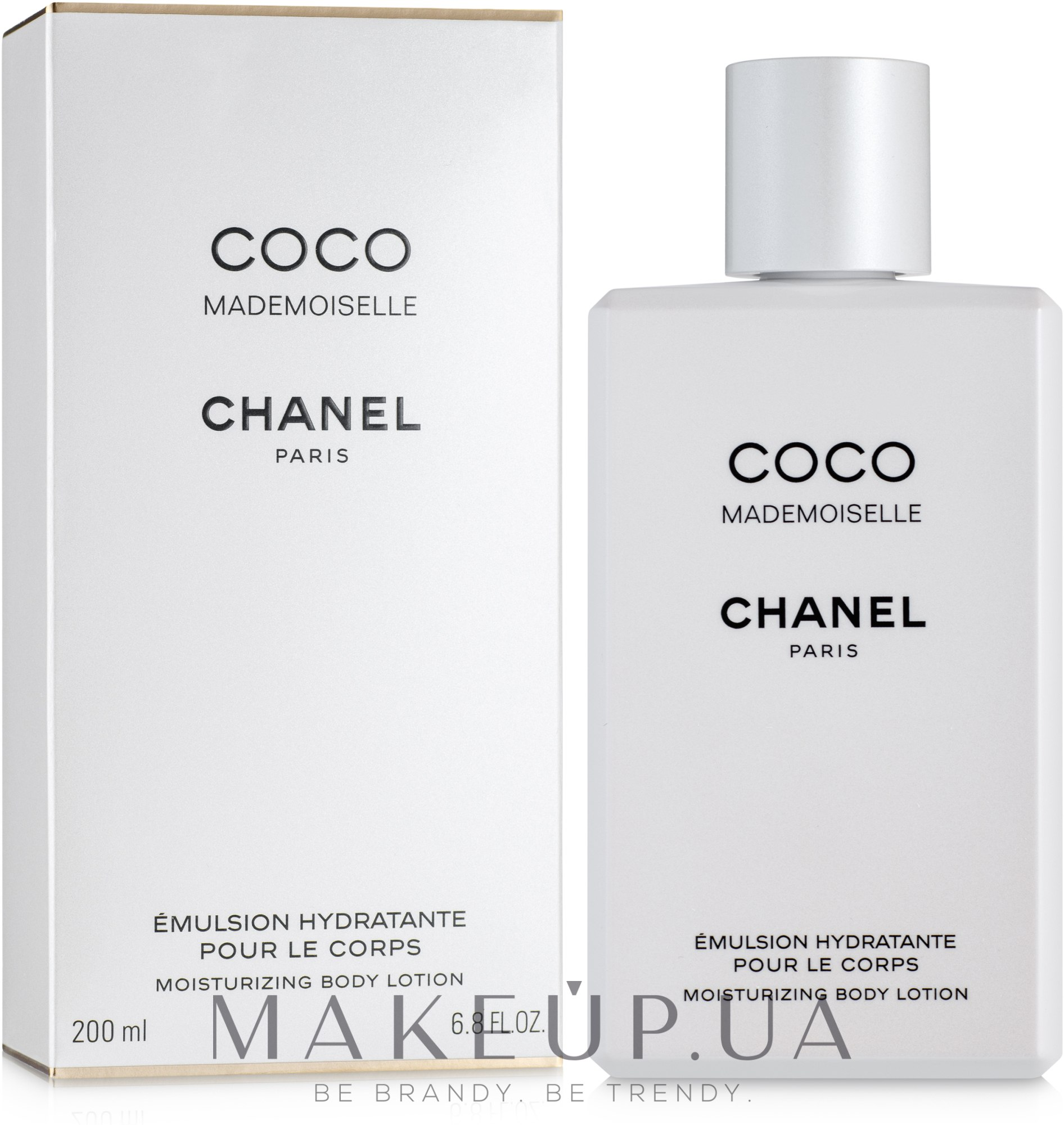 Chanel Coco Mademoiselle - Лосьон для тела — фото 200ml