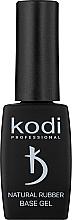 Духи, Парфюмерия, косметика Каучуковая основа для гель лака - Kodi Professional Natural Rubber Base