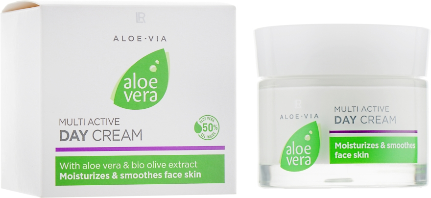 Дневной крем для лица - LR Health & Beauty Aloe VIA Aloe Vera Multi-Aktive Day Creme