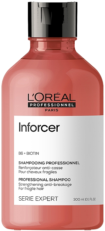 Укрепляющий шампунь против ломкости волос - L'Oreal Professionnel Serie Expert Inforcer Strengthening Anti-Breakage Shampoo