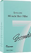 Духи, Парфюмерия, косметика Филлер для волос восстанавливающий - Adelline 7 Seconds Miracle Hair Filler
