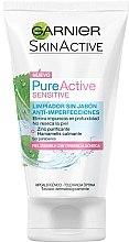 Духи, Парфюмерия, косметика Очищающий гель для лица - Garnier Skinactive Pure Active Sensitive Skin Cleansing Gel