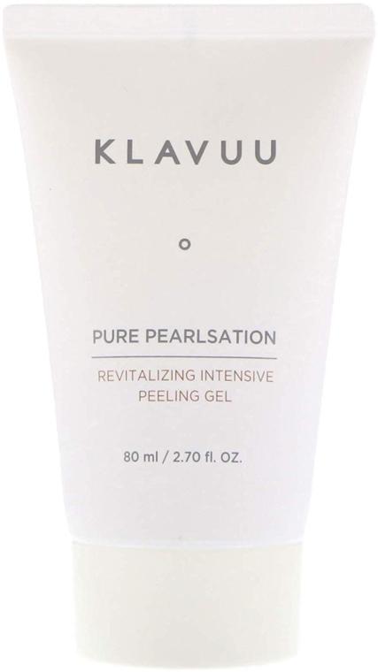 Пилинг-гель для лица - Klavuu Pure Pearlsation Revitalizing Intensive Peeling Gel