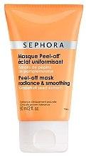 """Духи, Парфюмерия, косметика Маска-плёнка для лица """"Сияние и гладкость кожи"""" - Sephora Peel-off Mask"""