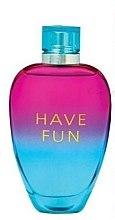 Духи, Парфюмерия, косметика La Rive Have Fun - Парфюмированная вода (тестер без крышечки)