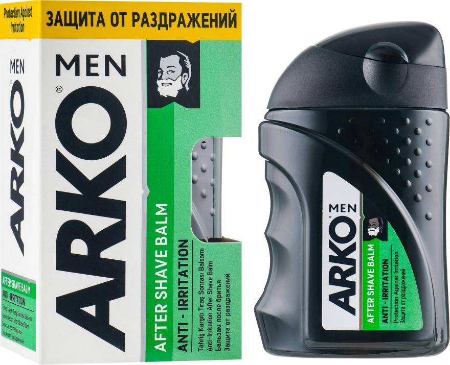 """Бальзам после бритья """"Anti-Irritation"""" - Arko Men"""
