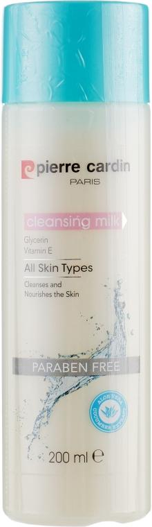 Очищающее молочко - Pierre Cardin Face Cleansing Milk