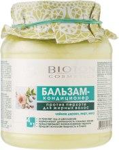 Духи, Парфюмерия, косметика Бальзам-кондиционер против перхоти для жирных волос - Bioton Cosmetics Nature Conditioner