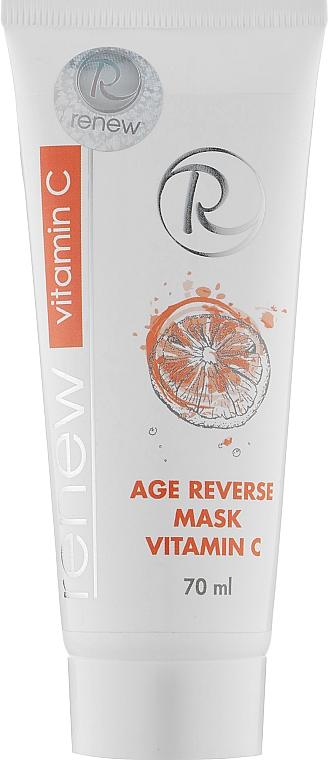 Маска для лица с витамином С - Renew Vitamin C Age Reverse Mask