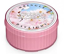 Духи, Парфюмерия, косметика Чайная свеча - Kringle Candle Daylight Cherry Blossom