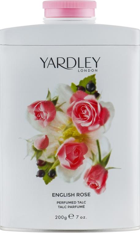 Парфюмированный тальк - Yardley English Rose Perfumed Talc