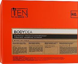 """Духи, Парфюмерия, косметика Профессиональный набор двойного действия """"Шейпинг и Тонус"""" - Ten Science Body Dea Shaping & Toning Duo Kit (ser/4ml + gel/75ml + powd/10g + fl/150ml)"""