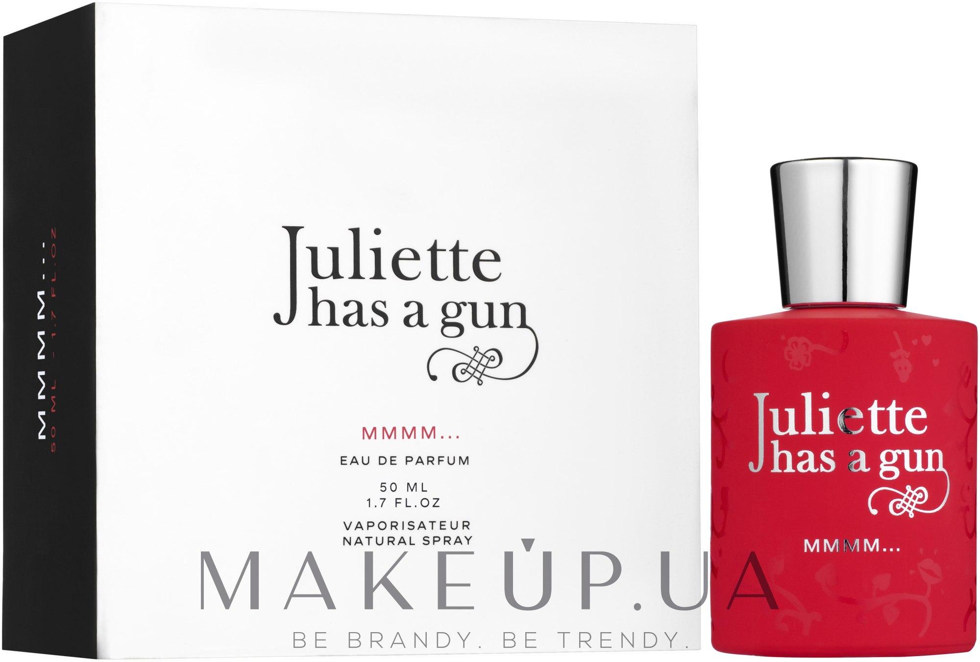 Juliette Has A Gun Mmmm... - Парфюмированная вода — фото 50ml