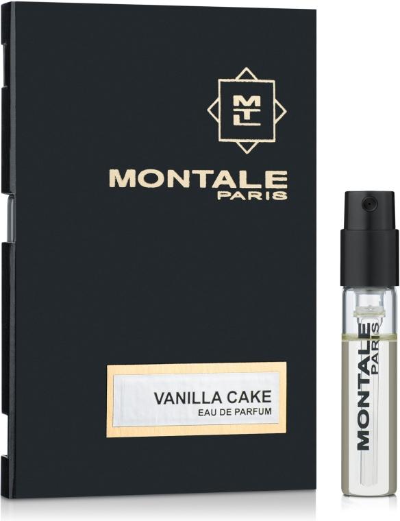Montale Vanilla Cake - Парфюмированная вода (пробник)