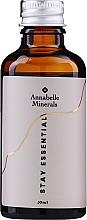 Духи, Парфюмерия, косметика Натуральное многофункциональное масло для лица - Annabelle Minerals Stay Essential Oil