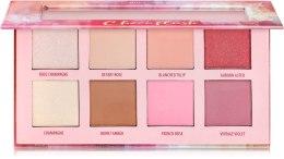 Духи, Парфюмерия, косметика Палетка для макияжа, HB-7507 - Ruby Rose Cheek Blush