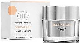 Духи, Парфюмерия, косметика Осветляющая маска для лица - Holy Land Cosmetics Dermalight Lightening Mask