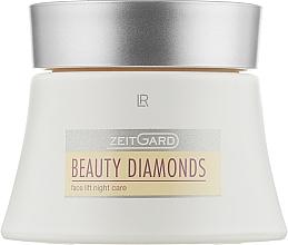 Духи, Парфюмерия, косметика Ночной крем для лица - LR Health & Beauty Zeitgard Beauty Diamond Face Lift Night Care