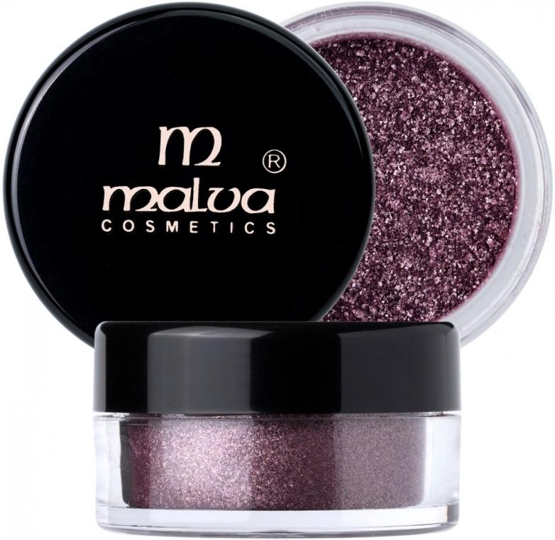 Пигмент рассыпчатый - Malva Cosmetics Dramatic Chrome