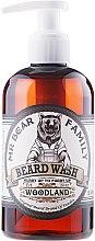 Духи, Парфюмерия, косметика Шампунь для бороды - Mr. Bear Family Beard Wash Woodland