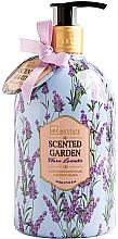 Духи, Парфюмерия, косметика Жидкое мыло для рук - IDC Institute Scented Garden Hand Wash Warm Lavender