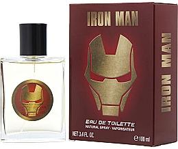 Духи, Парфюмерия, косметика Air-Val International Marvel Iron Man - Туалетная вода