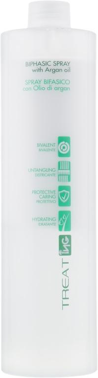 Двухфазный спрей с аргановым маслом - ING Professional Treat-ING Biphasic Spray